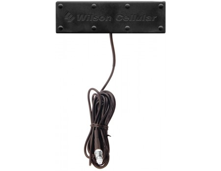 Wilson Slim Low Profile Antenna with SMA-Male Connector & 10' Coax Cable (311127) [Discontinued]
