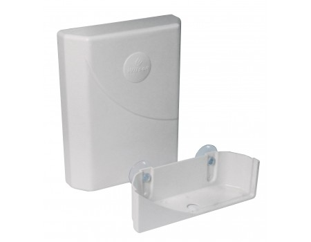 Wilson 75 Ohm Window Mount Panel Antenna 700-2700MHz with F-Female Connector (304472)