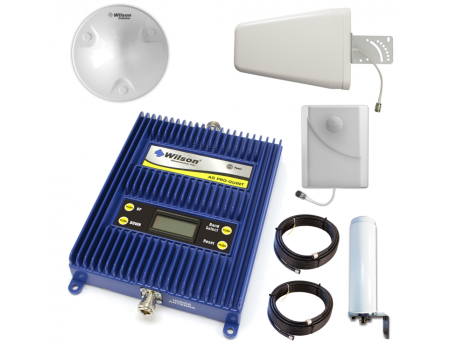 Wilson 803470 AG PRO-Quint Selectable 4-Band Customizable Repeater Kit