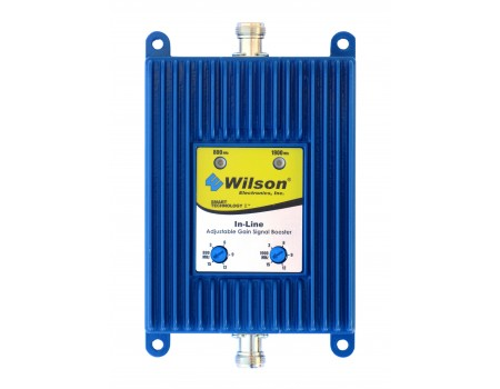 Wilson In-Line Booster for 50 Ohm Dual-Band Systems (806215) [Discontinued]