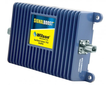 Wilson 811710 SIGNALBOOST Direct Connect 900/1800MHz Amplifier for European & Asian Frequencies [Discontinued]