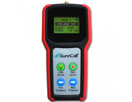 SureCall CM-METER-01 Five-Band RF Signal Meter