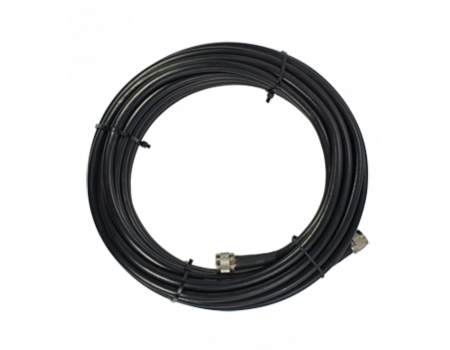 SureCall Ultra Low-Loss CM400 Coax Cable with N-Connectors