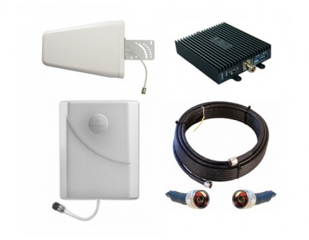 Cellphone-Mate 70dB AT&T 4G LTE Signal Booster Kit (CM700A) [Discontinued]