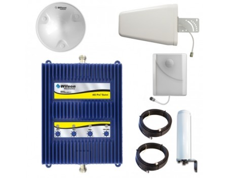 Wilson 803670 AG Pro Quint 5-Band Configurable Signal Booster Kit [Discontinued]