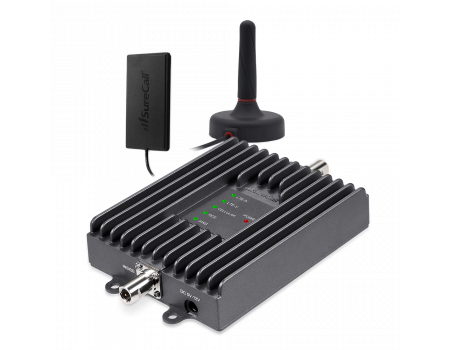 SureCall Fusion2Go 2.0 4G Extreme Mobile Signal Booster Kit