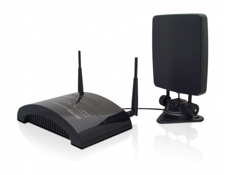 Hawking HAW2R1 Hi-Gain Wireless-300N Smart Repeater Pro [Discontinued]