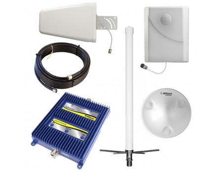 Wilson 802770 Tri-Band 4G-C Customizable Kit for AWS and Dual-Band