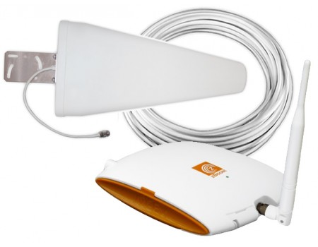 Wi-Ex zBoost YX545 Premium SOHO Dual Band Repeater Kit (YX545P) [Discontinued]