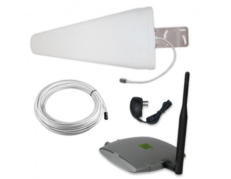 zBoost ZB560SL REACH Premium Dual Band Signal Booster Kit