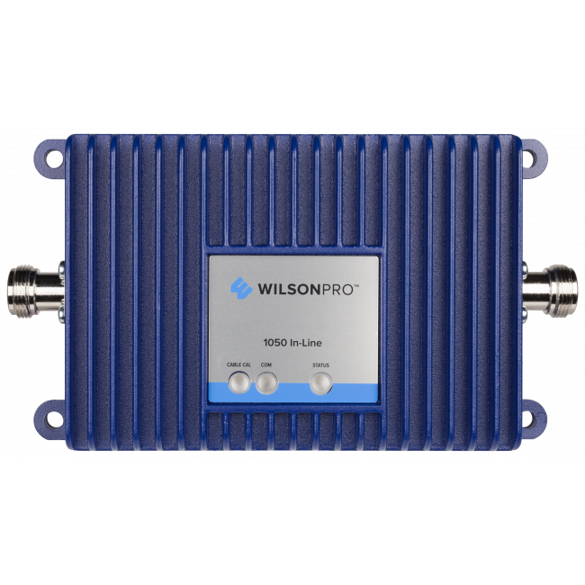 WilsonPro 1050 Enterprise Signal Booster with Inline Amplifier