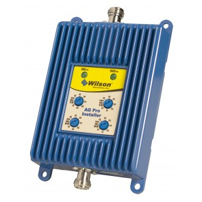 Wilson AG Pro Installer 75 dB Dual-Band Amplifier (801285)