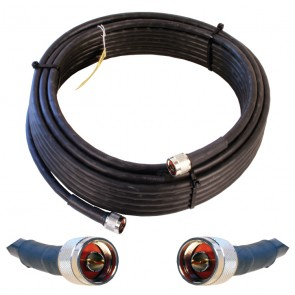 50 ft WIlson400 Ultra Low Loss Coax Cable