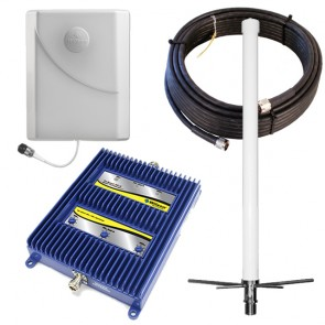 Wilson 845165 Tri-Band 4G-V Signal Booster Kit for 3G & Verizon 4G LTE [Discontinued]