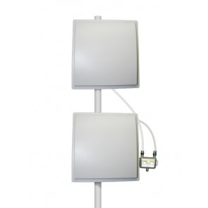 Wi-Ex zBoost Dual-Band Directional Outdoor Signal Antenna (YX039)