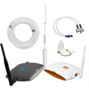 Dual zBoost YX545 & YX550-ALTE-AWS for 3G, AT&T & US Cellular 4G LTE and AWS [Discontinued]