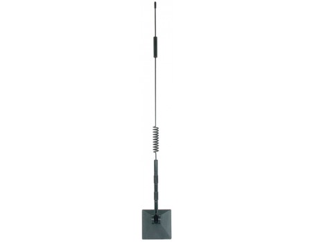 "Wilson Glass Mount 15"" Antenna with 14' RG58 Coax Cable and SMA-Male Connector (311102) [Discontinued]"