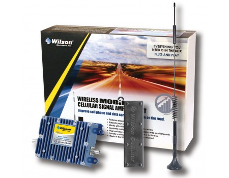 Wilson In Vehicle Amplifier Kit (801212) [Discontinued]