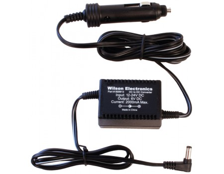 Wilson 6V DC Vehicle Power Adapter (859913)