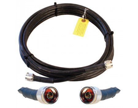 Wilson 20' Ultra Low Loss Coax Cable (952320)