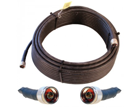 Wilson 75' Ultra Low Loss Coax Cable (952375)