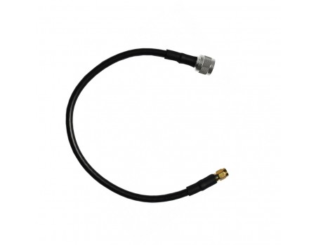 weBoost 2 ft. RG58 Coax Cable with N-Male and SMA Male Connectors (955802)