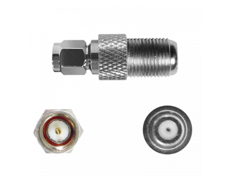 SMA Male to F Female Connector (971165)