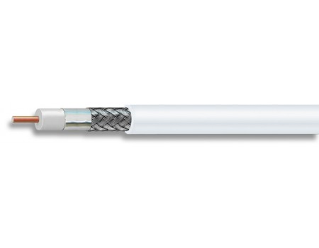 CommScope 400 Series Plenum Ultra Low Loss Coax Cable with N-Male Connectors (CNT-400-P)