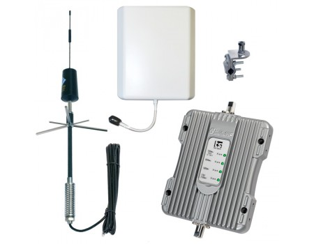 SolidRF 4G Extreme RV Signal Booster Kit