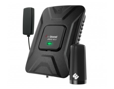weBoost 470221 Drive 4G-X Fleet Signal Booster Kit [Discontinued]