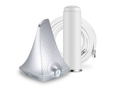 SureCall Flare Signal Booster Kit - Voice, 3G & 4G LTE