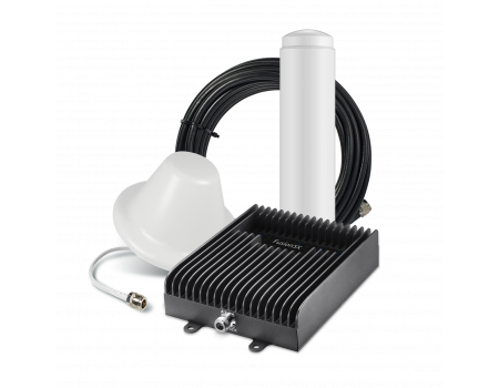 SureCall Fusion5X 1.0 Signal Booster Kit with 1 Antenna [Discontinued]