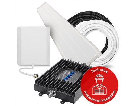 SureCall Fusion Install Signal Booster