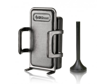 Wilson 460106 Sleek Dual-Band Cradle Signal Booster for 2G & 3G [Discontinued]