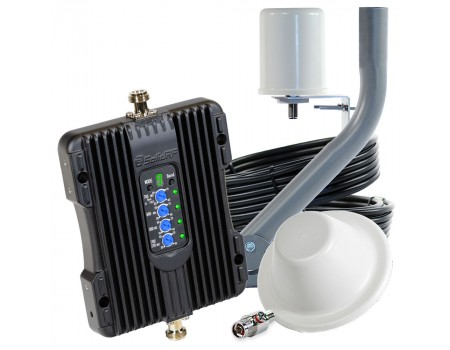 SolidRF Home 4G Signal Booster Kit - Voice, 3G & 4G LTE