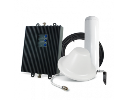 SureCall Tri-Flex-A Kit for 3G & AT&T/US Cellular 4G LTE (CM-TRIFLEX-A-KIT) [Discontinued]