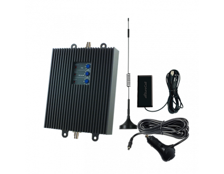 SureCall TriFlex2Go Mobile Signal Booster for 2G, 3G & 4G LTE [Discontinued]