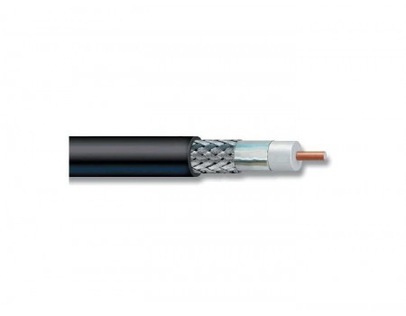 Pre-Terminated 600-Series Ultra Low Loss Coaxial Cable