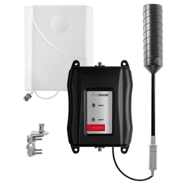 Drive 3G-X RV Signal Booster Kit for Cell Phones