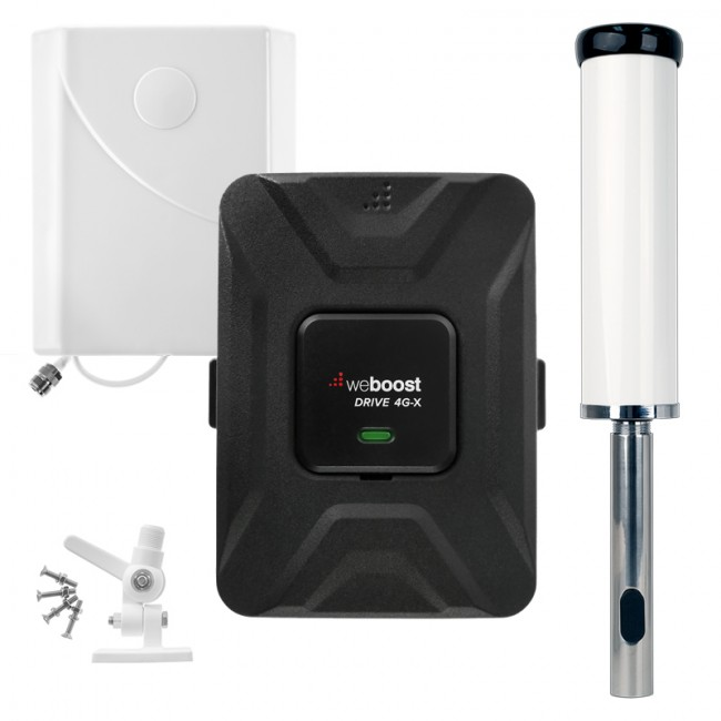 Drive 4G-X Extreme Marine Signal Booster Kit
