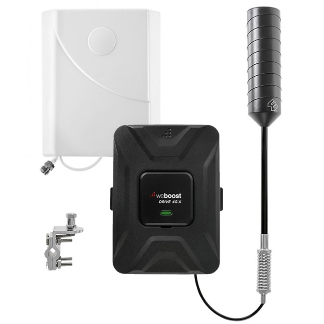 Drive 4g X Extreme Rv Signal Booster Kit For Cell Phones