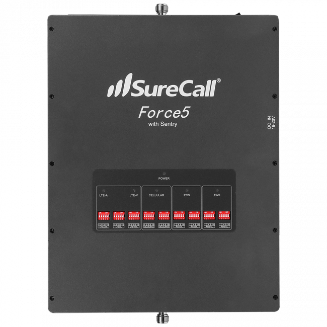 SureCall Force5 2.0 Amplifier