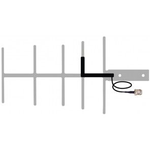 Wilson Yagi Antenna 800-900 MHz with N-Female Connector (301129) [Discontinued]