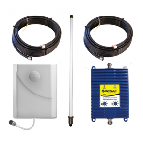 Wilson AG Pro 75 Large Building Signal Booster Kit with Omni Antenna (841280-OMNI) [Discontinued]