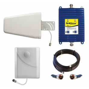 Wilson AG Pro 75 Large Building Signal Booster Kit with Yagi Antenna (841280-YAGI) [Discontinued]