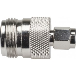 N Female - SMA Male Connector (971156)