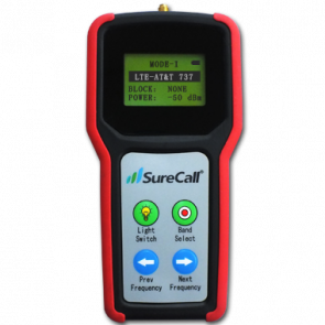 SureCall SC-METER-01 Five-Band RF Signal Meter