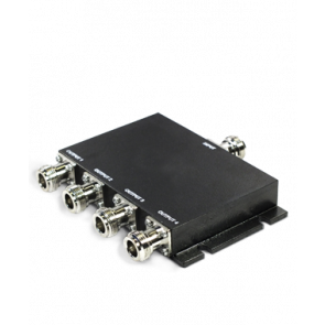 SureCall SC-WS-4 50 Ohm Four-Way Full Band Signal Splitter