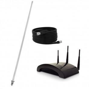 Hawking Marine Wireless Smart Repeater with 15dBi Omnidirectional Antenna