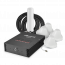 SureCall Force5 2.0 Enterprise Signal Booster for Voice, 3G & 4G LTE - Omni/4 Dome Kit